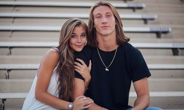 Trevor Lawrence and Girlfriend Had Their GoFundMe Campaign for Coronavirus Victims Shut Down
