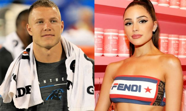 Olivia Culpo and Christian McCaffrey Are in their 'Happy Place'