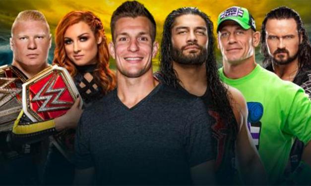 Rob Gronkowski Set to Host Two-Night WrestleMania