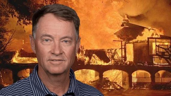 Golfer Davis Love III Loses House to Fire