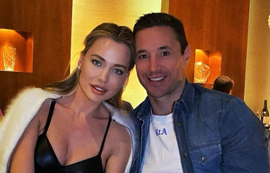 Caps Right Wing Ilya Kovalchuk Shows Off Quarantine Workout With His Model Wife