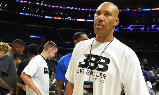 LaVar Ball Takes Shots at 'Slow' and 'Tiny' Zion Williamson