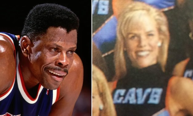 Patrick Ewing and a Cheerleader Once Pulled off an Epic April Fools' Prank