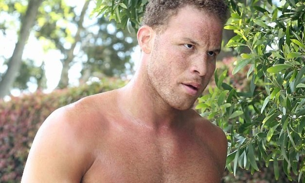 Blake Griffin Goes on a Shirtless Juice Run in Los Angeles