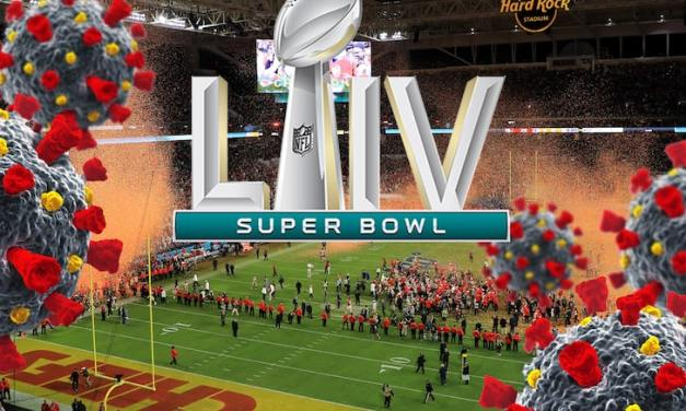 Governor Says Super Bowl Possibly Led To Spread Of Coronavirus