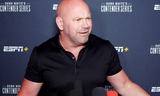UFC President Dana White Named as the Victim in Sex Tape Extortion Case Involving a Las Vegas Stripper