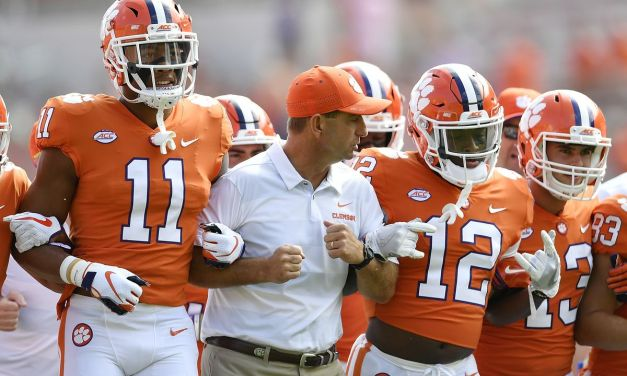Clemson Announces Players Will Be Back on Campus in June
