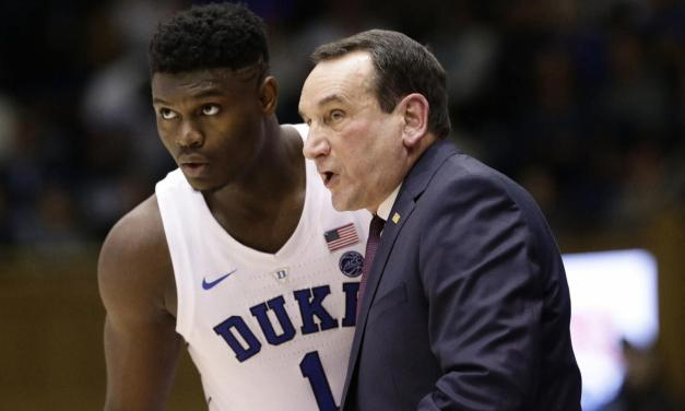 Zion Williamson Files Legal Motion to Block Inquiry into His Eligibility at Duke and Whether He Received Any Improper Benefits
