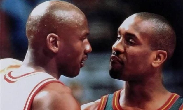 Gary Payton Was Initially 'Hot' About Michael Jordan Laughing at The Glove