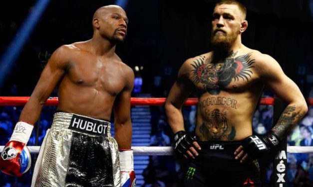 Floyd Mayweather Announces Retirement U-Turn After Taunting McGregor