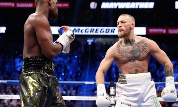 Floyd Mayweather Sends Conor McGregor a Message to Come Out of Retirement