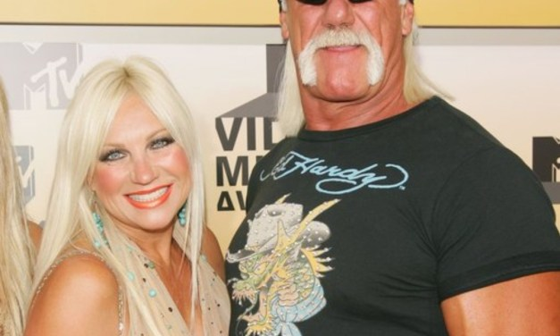 Hulk Hogan and His Ex-Wife Linda Have Been Banned From Attending AEW Shows After Tweet on Looting