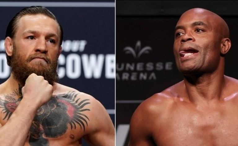UFC Legend Anderson Silva Says he's Already Cutting Weight for McGregor Superfight