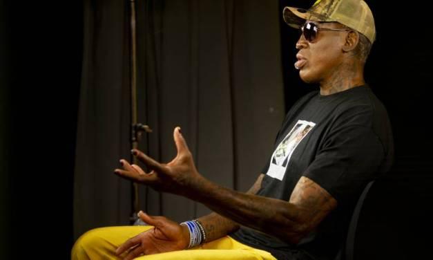 Dennis Rodman Addresses Unrest Following George Floyd's Death