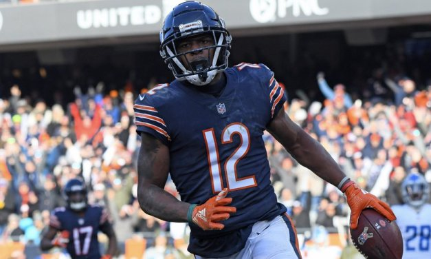 Chicago Bears and Allen Robinson Resume Contract Talks