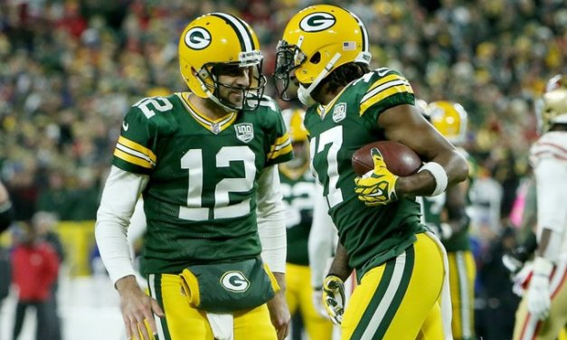 Aaron Rodgers: Playing in Empty Stadium 'One of the Strangest Experiences'