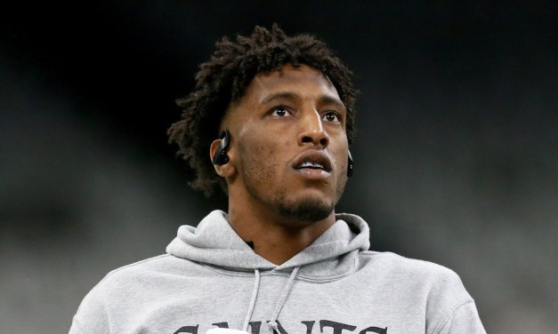 Michael Thomas Out Several Weeks with High Ankle Sprain