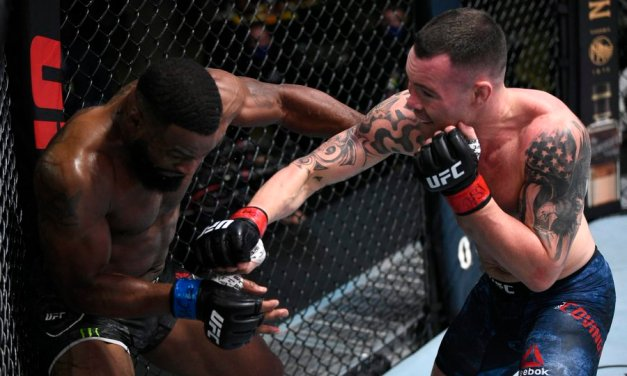 UFC's Colby Covington Calls LeBron James a 'Spineless Coward'