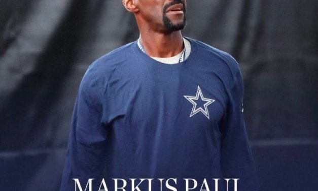 Cowboys strength coach Markus Paul, 54, dies