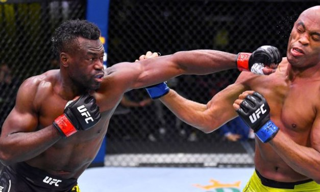 White on Silva loss: 'He should never fight again'
