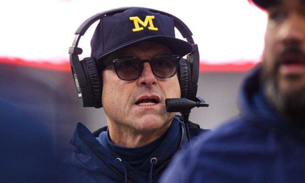 Michigan, Harbaugh to discuss future after season