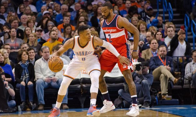 Rockets, Wizards agree to Westbrook-Wall trade