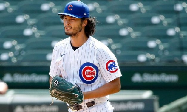Emotional Darvish caught off guard by Cubs trade
