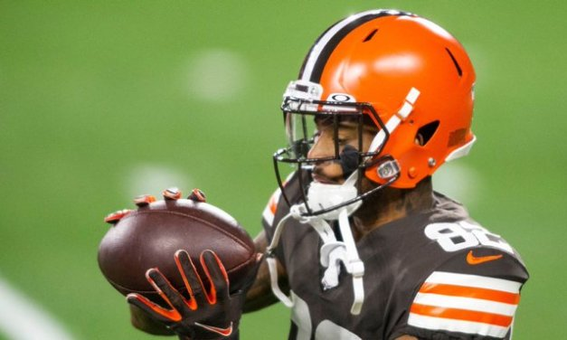 More Browns woes: 2 players caught drag racing