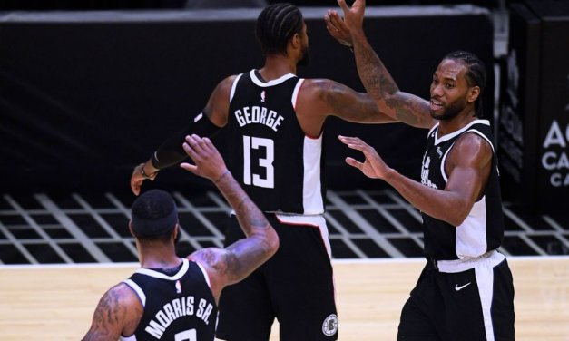 Clips hail much-improved chemistry: 'A real bond'