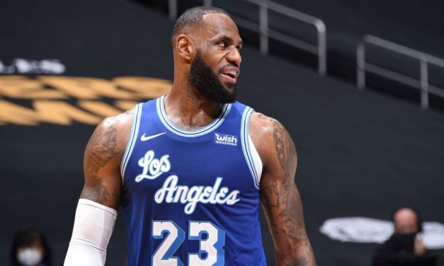 LeBron on Capitol siege: 'We live in two Americas
