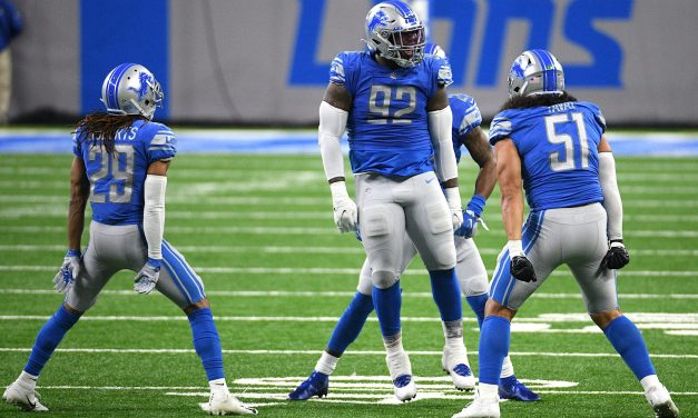 The Lions Might Be Contenders for The Big Show