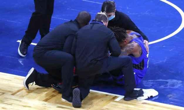 Magic's Fultz suffers torn left ACL; season over