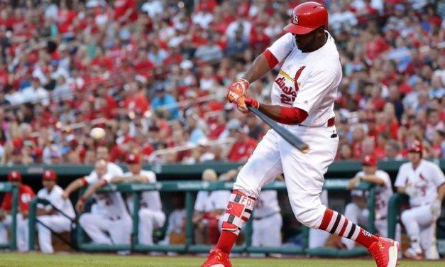 Cardinals trade veteran OF Fowler to Angels