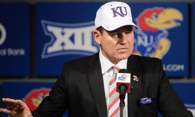 Miles out at KU amid allegations from LSU days