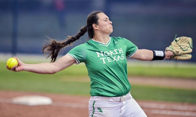 North Texas' Trautwein K's all 21 in perfect game