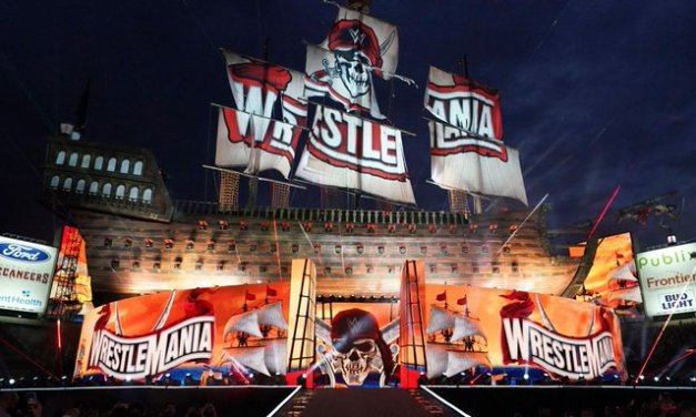 WrestleMania: Reigns wins, 3 titles change hands