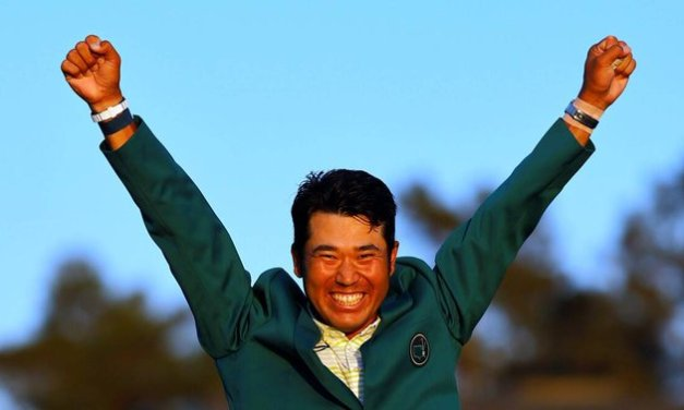 Matsuyama makes history with Masters triumph
