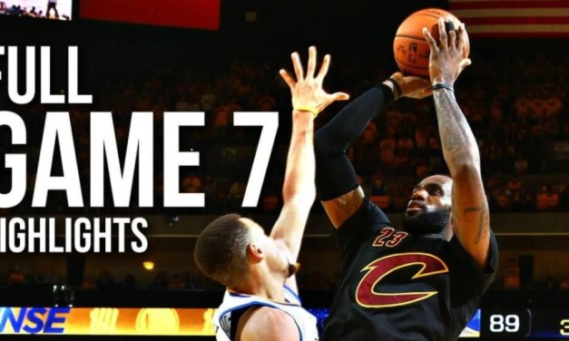 How to Create Attractive NBA Game Highlights Video for YouTube
