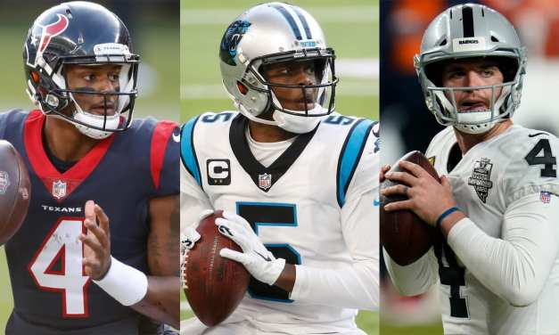 Most disappointing quarterbacks in 2021