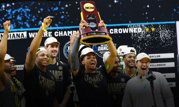 Baylor dominates Gonzaga to win first men's title