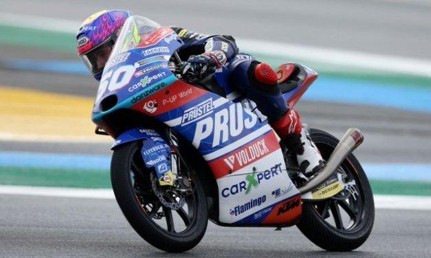 Motorcyclist Dupasquier dies after Moto3 crash