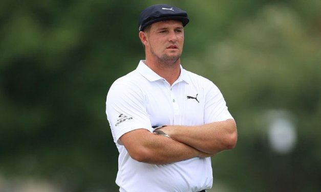Bryson to Koepka: 'Living rent-free in your head'