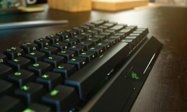 Review of the Razer BlackWidow V3 Mini Wireless Gaming Keyboard