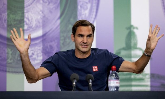Federer to decide on Olympics after Wimbledon