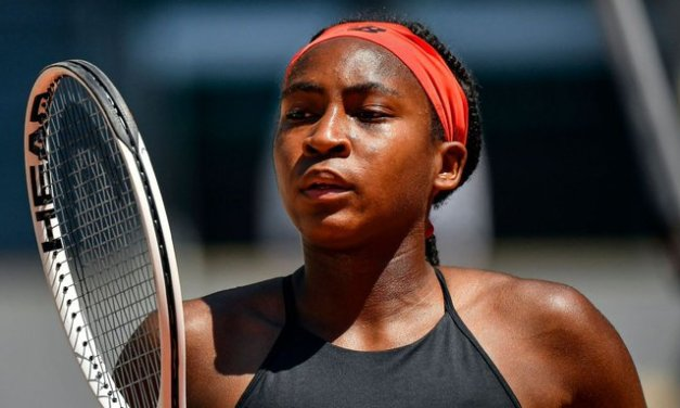 Gauff positive for COVID-19, won't play in Tokyo