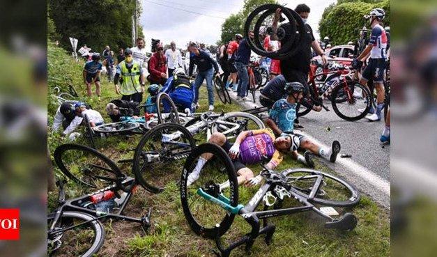 Tour de France spectator to face trial over crash