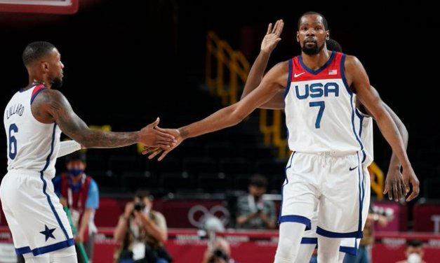 U.S. men beat Iran by 54, bounce back from loss