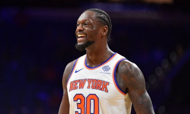 Agents: Knicks extend Randle for $117 million