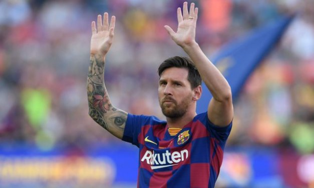 Barca-Messi deal boosted with La Liga $3.2B sale
