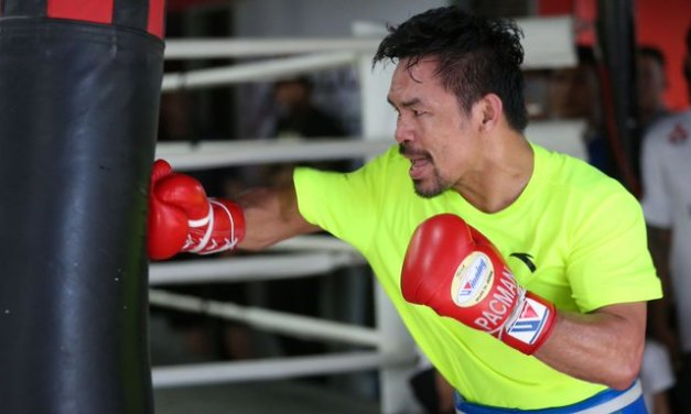 Pacquiao eyes Crawford, Spence for next fight
